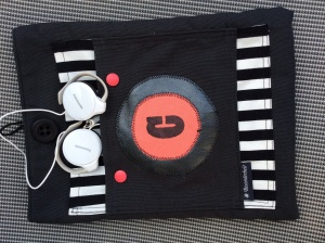 Ipad-Tasche genäht