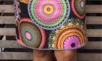 Sommerrock Frau Hilda Detail