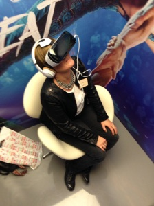 Buchmesse 2014/Virtual reality
