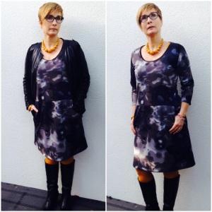 Frau Fannie Camouflage 1