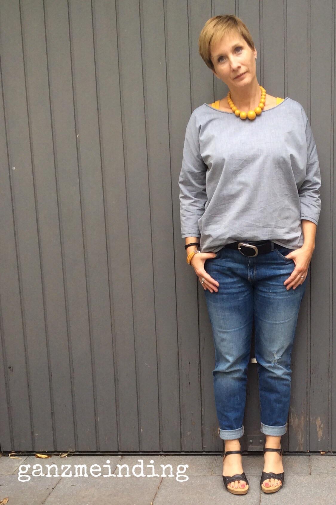 Wie trägt man blusen richtig