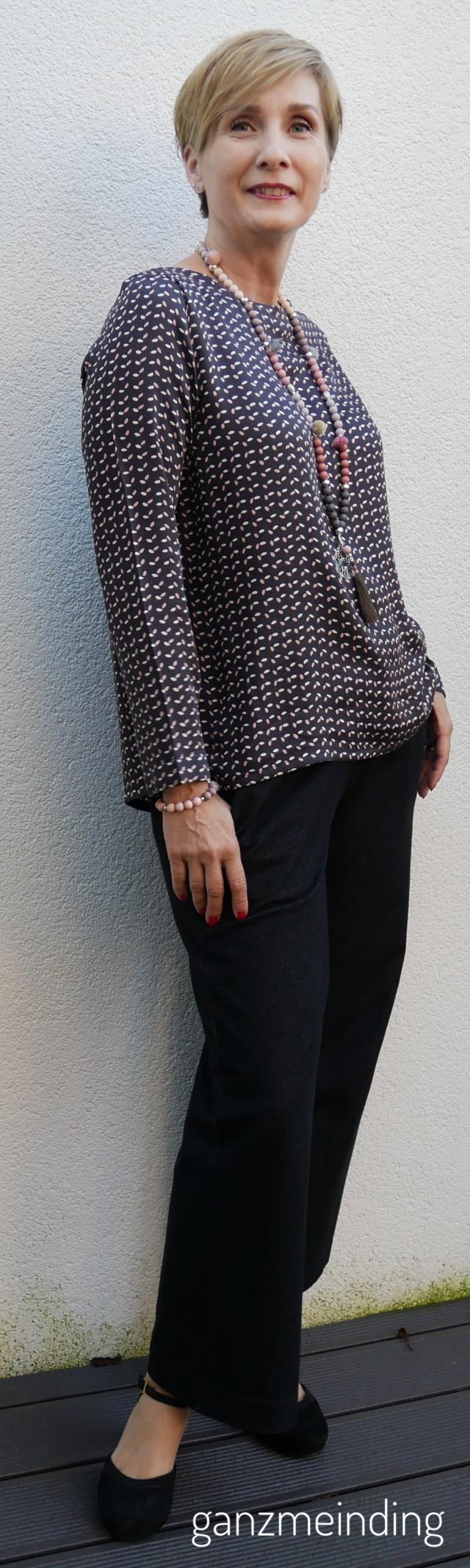 Weite Hose und Frau Yoko, die Komplizin, fritzi schnittreif, genäht von ganzmeinding 02