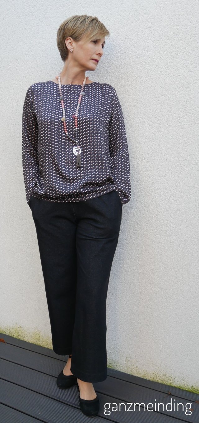 Weite Hose und Frau Yoko, die Komplizin, fritzi schnittreif, genäht von ganzmeinding 03
