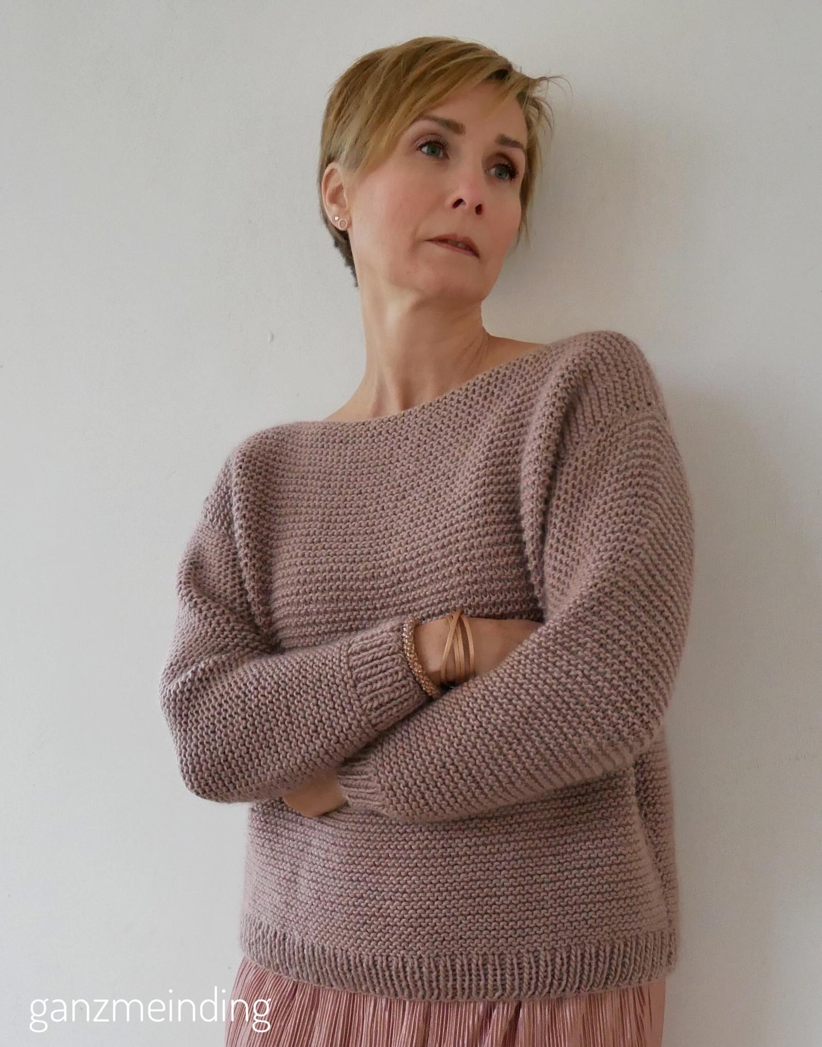 Plisseerock und Dalston Sweater von We are knitters genäht von ganzmeinding 05