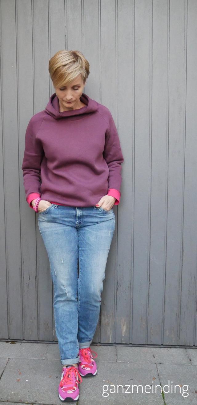 Josie Hoodie Style Arc genäht von ganzmeinding 01
