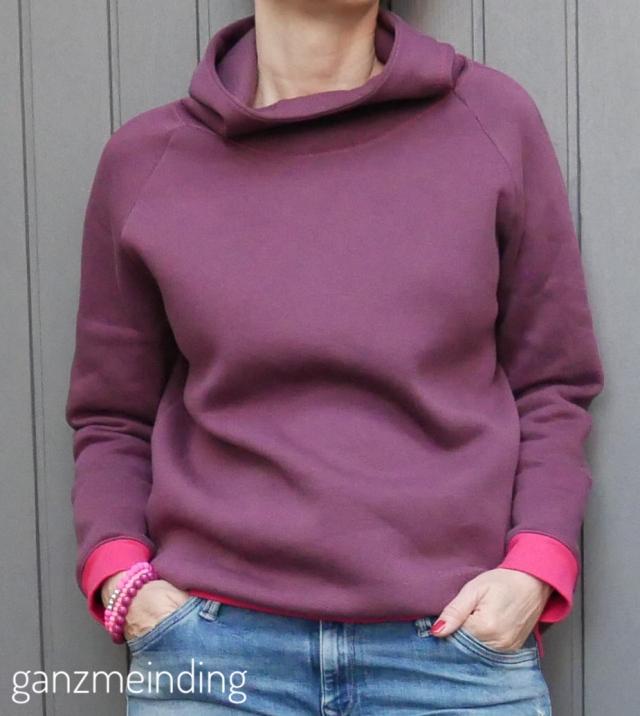 Hoodie Style Arc genäht von ganzmeinding 02