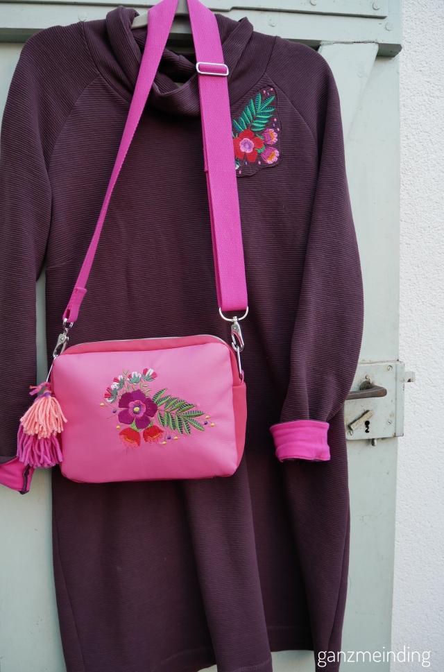 Cambag Tessa XL und Polly fritzi schnittreif kleid genäht von ganzmeinding 03