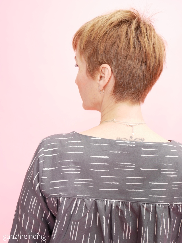 Frau Yoko fritzi schnittreif atelier brunette ganzmeinding 07