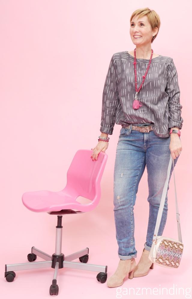 Frau Yoko fritzi schnittreif atelier brunette ganzmeinding 06