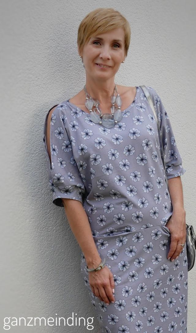 Kleid offen Ärmel, Schnitt Dana Lubke, Little May von Lila-Lotta für Swafing, genäht von ganzmeinding 10
