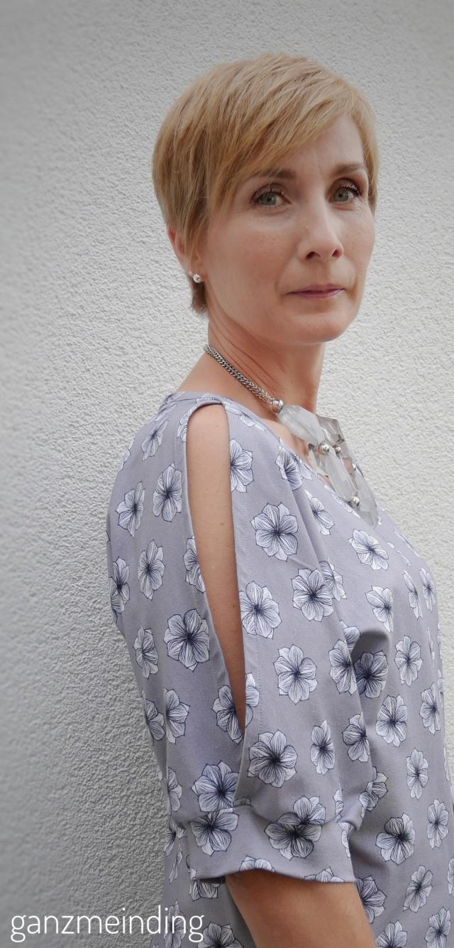 Kleid offen Ärmel, Schnitt Dana Lubke, Little May von Lila-Lotta für Swafing, genäht von ganzmeinding 07