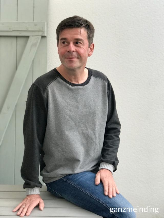 ganzmeinding: Herr Lene von Hedi näht 01