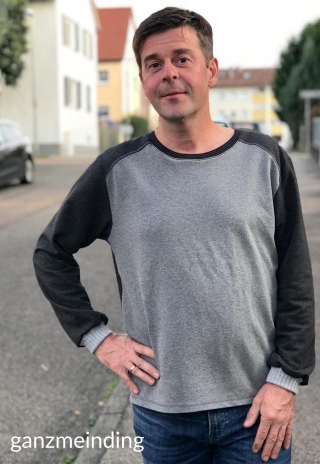 ganzmeinding: Herr Lene von Hedi näht 02