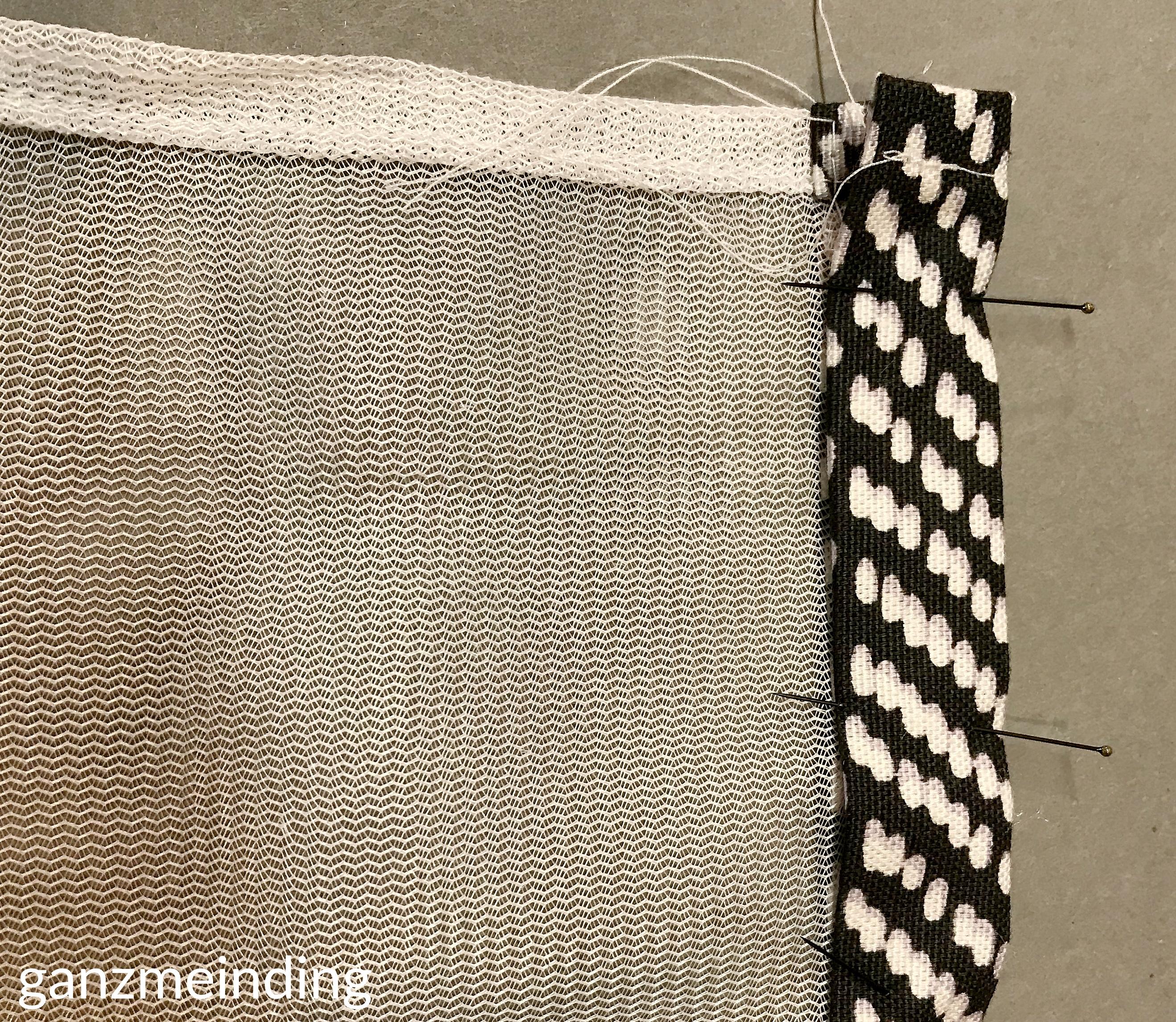 ganzmeinding: gratis Tutorial Seifensäckchen nähen, Seifen Haused Wolf 21