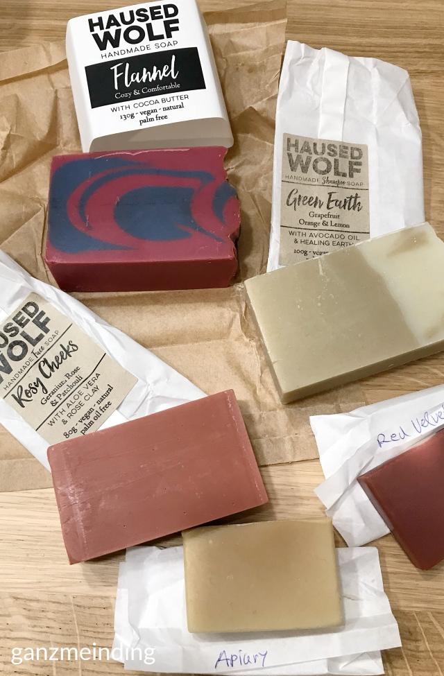 ganzmeinding: gratis Tutorial Seifensäckchen nähen, Seifen Haused Wolf 04