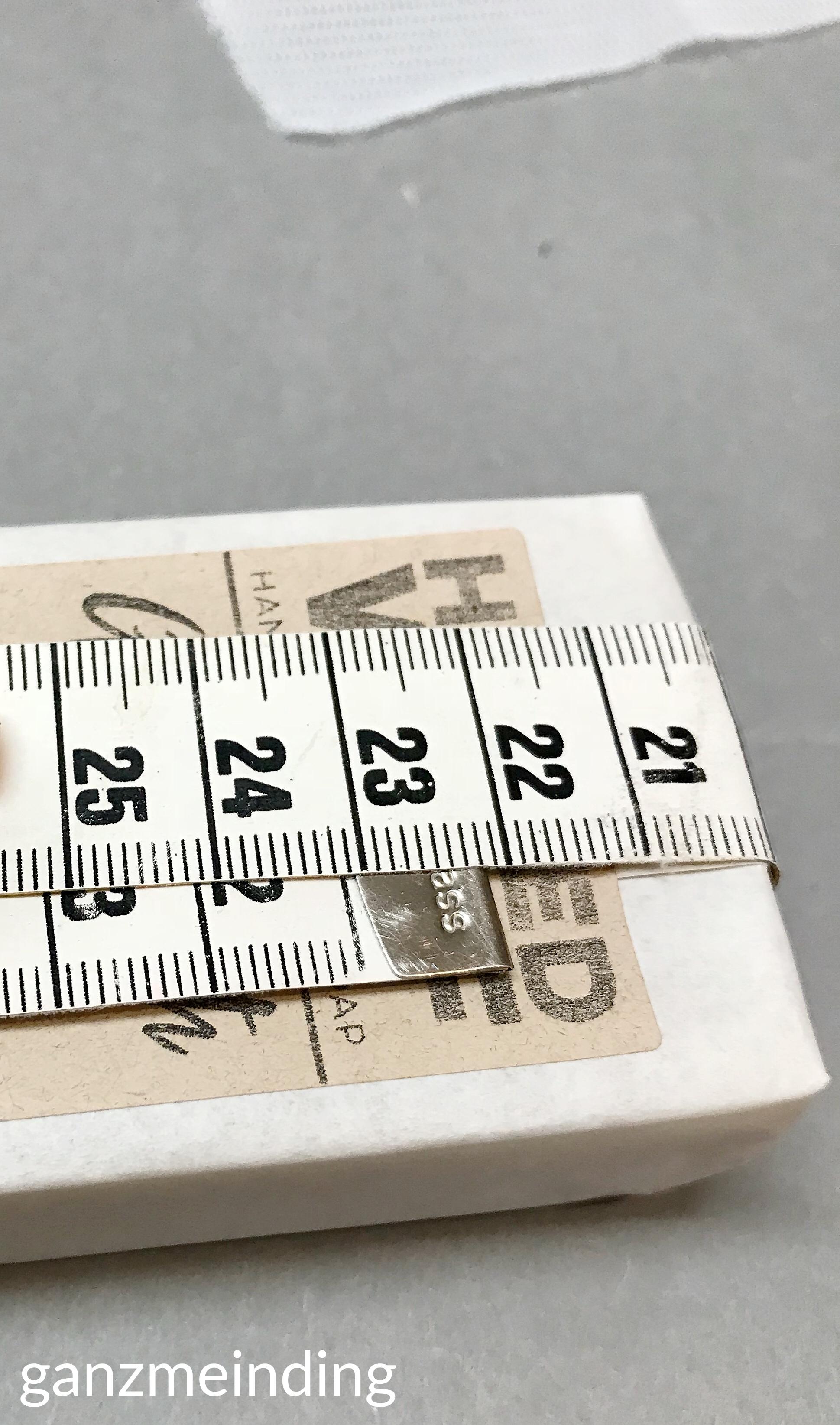 ganzmeinding: gratis Tutorial Seifensäckchen nähen, Seifen Haused Wolf 10