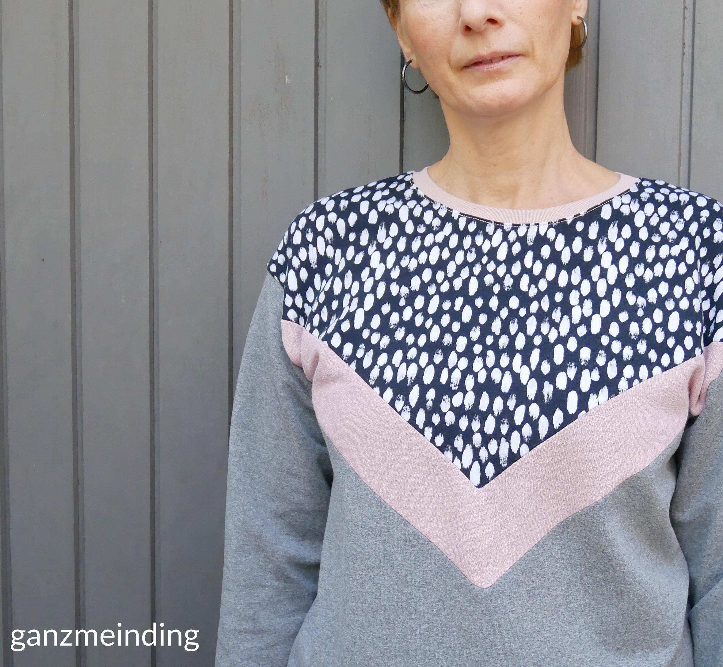 ganzmeinding: Frau Luise Hedi näht, Kleiderständer von Ziito 03