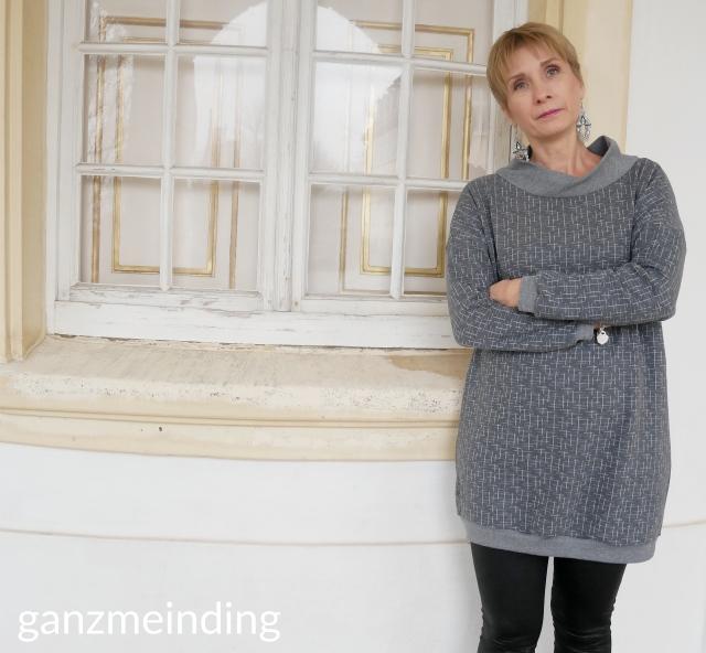 ganzmeinding: Hello Heidi fabrics Loom Bi_Pulli 02