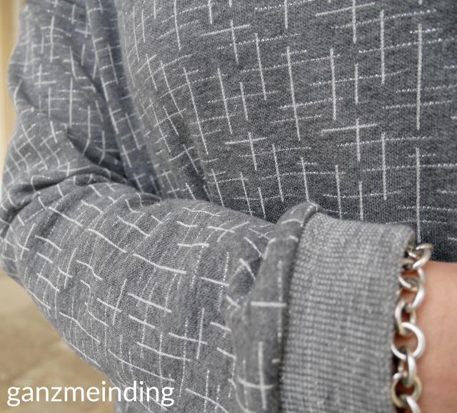 ganzmeinding: Hello Heidi fabrics Loom Bi_Pulli 04