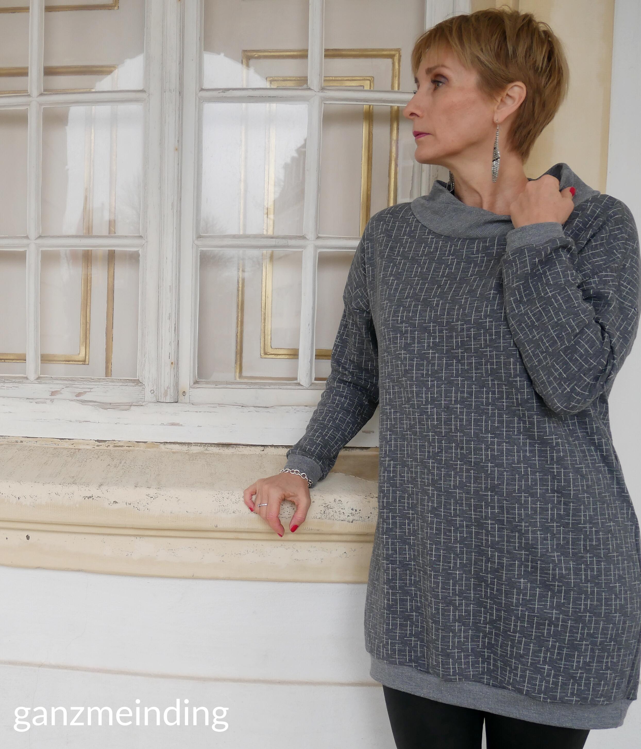 ganzmeinding: Hello Heidi fabrics Loom Bi_Pulli 05