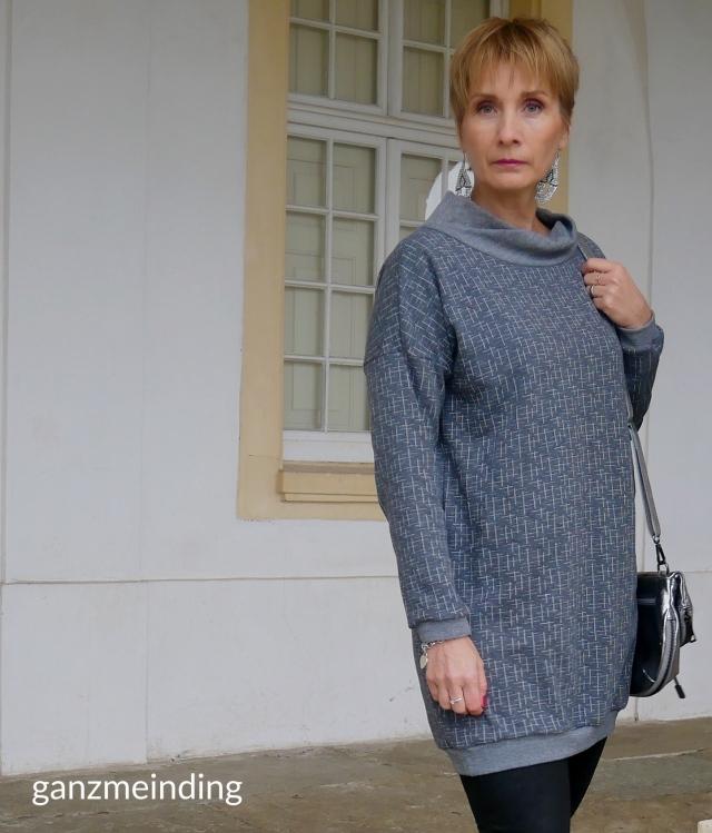 ganzmeinding: Hello Heidi fabrics Loom Bi_Pulli 06