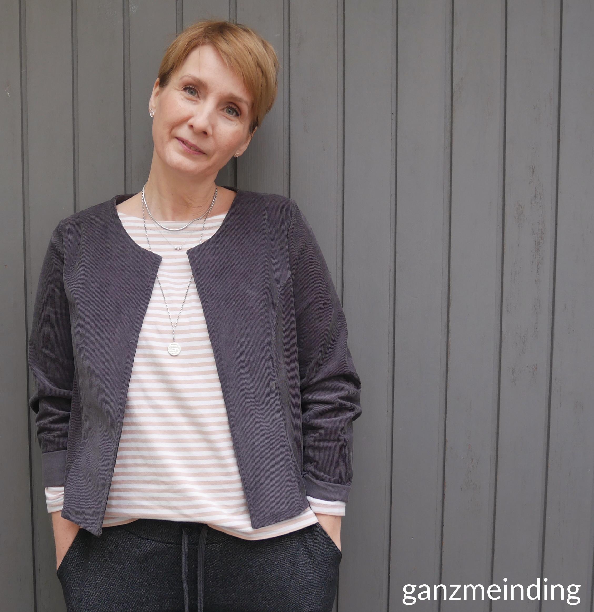 ganzmeinding: Mona LMV, Cord Robert Kaufmann, Timpe Tee, Frau Paula Hedi näht 02